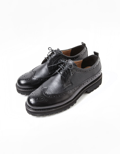 [TWOSIDE] Wingtip Oxford Shoes